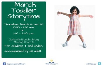 March Toddler ST
