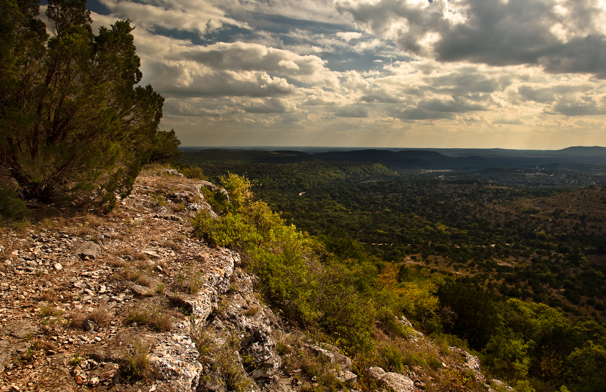 Hill Country State Natural Area  Texas Landscape Photography