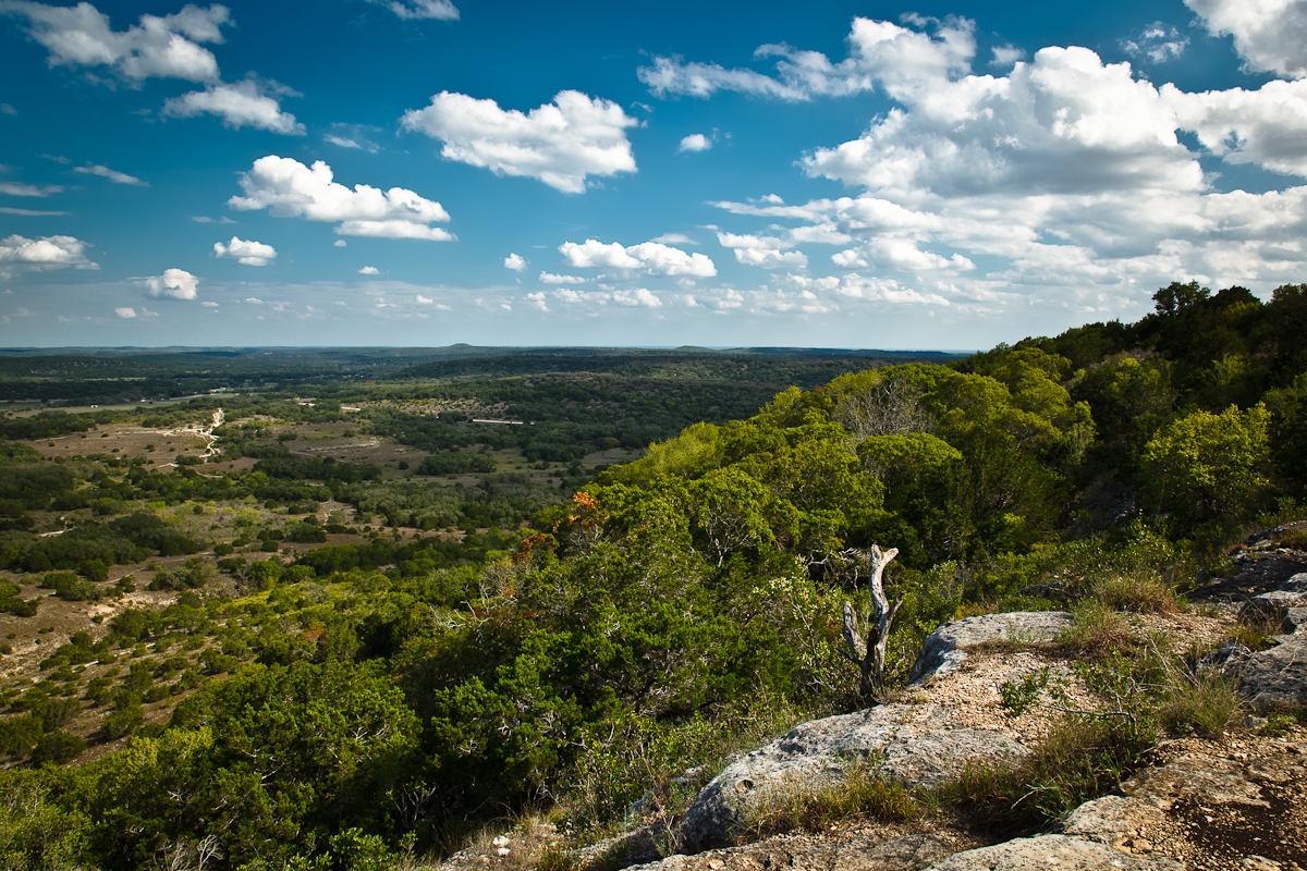 PhotoHiking in the Hill Country  Texas Landscape Photography