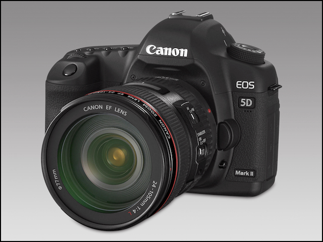 Comparing the Canon 5D Mark II, 5D Mark III and 6D (3/3)