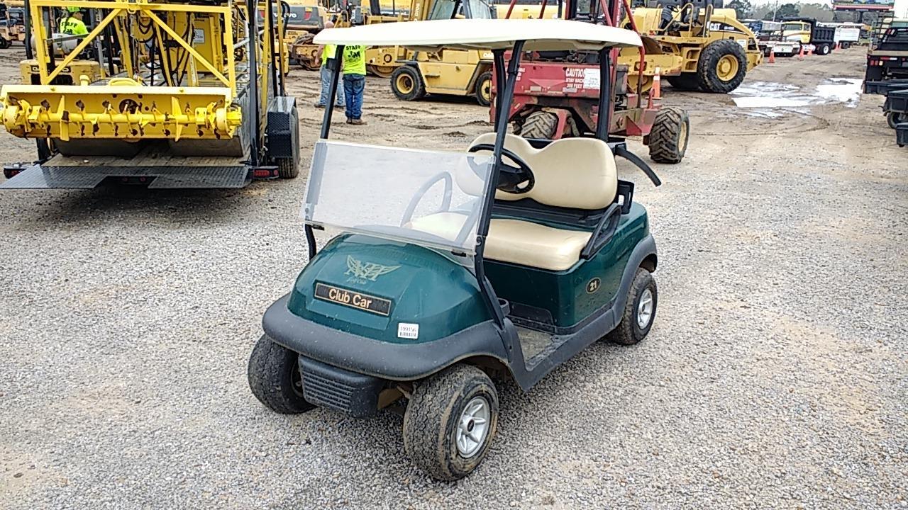 hight resolution of lot 1090 make ingersoll rand model club car