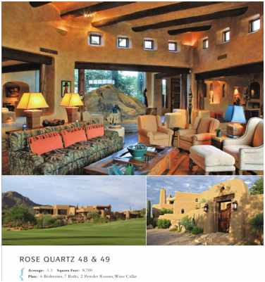Home For Sale in Desert Mountain