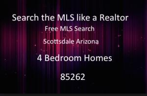 85262 Scottsdale Arizona Homes,85262 Scottsdale Arizona Realtor MLS Listings
