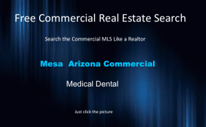 medical dental office space mesa arizona