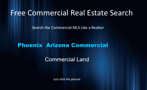 commercial land phoenix arizona