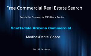 medical dental office space scottsdale arizona