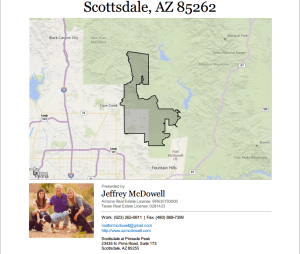 homes in 85262,mls homes in 85262,realtor homes in 85262,