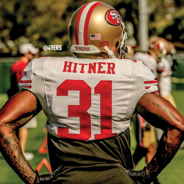 How About a 'Hitner' on the Forty-Niners??!? (1/2)