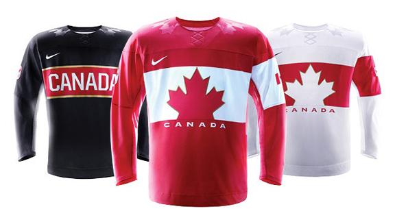 CANADA Olympic Hockey - GROUP B (1/2)