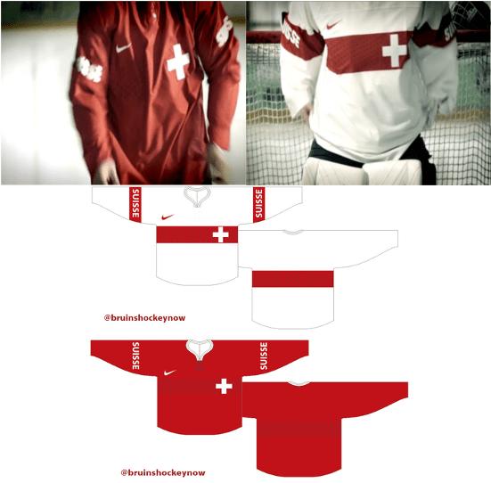 SWITZERLAND Olympic hockey (1/2)