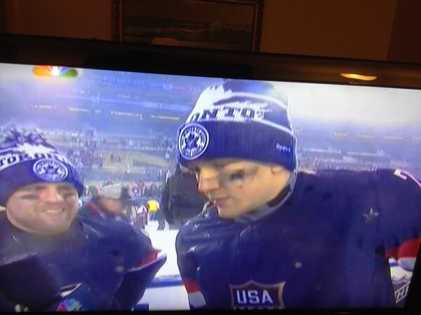 USA OLYMPIC HOCKEY - GROUP A (2/2)