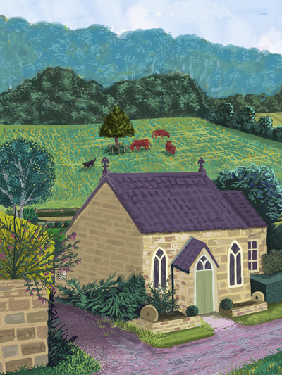 The Old Chapel, Oldstead, North Yorkshire