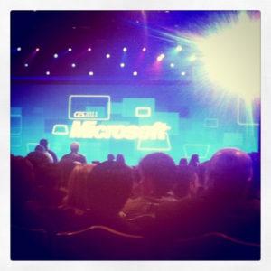 Microsoft Pre-CES Keynote
