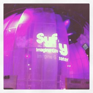 Syfy at CES 2011