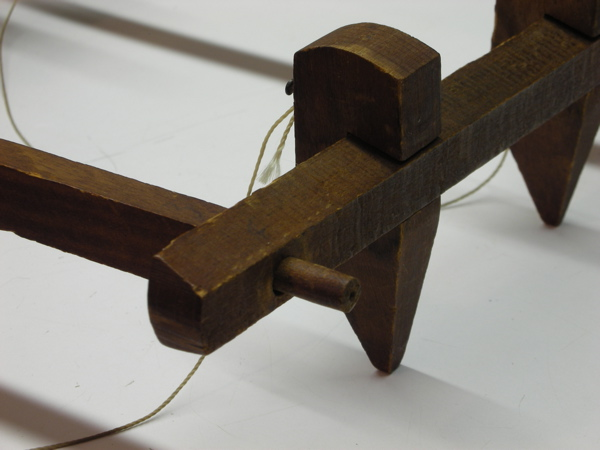 Bookbinding tool maybe - detail