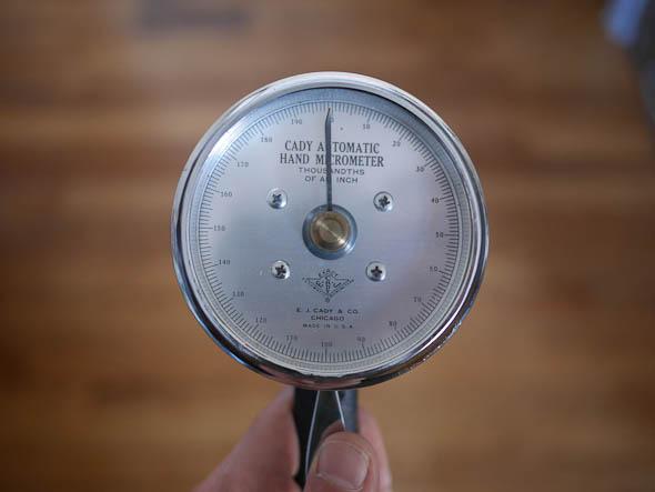 Ames Micrometer