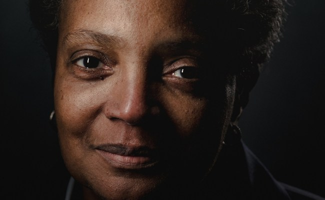Lori Lightfoot Wins Becoming Chicago S First African