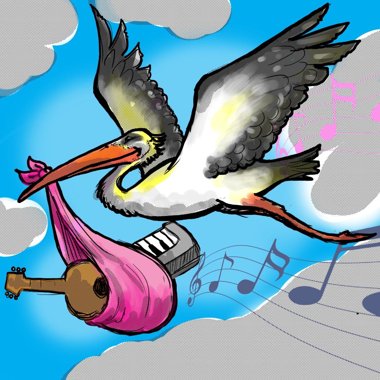 stork(color)