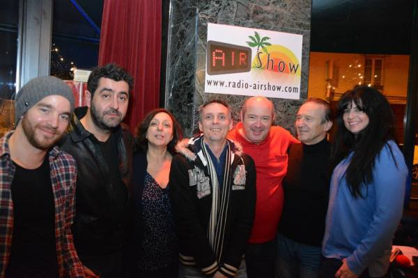 Guy Criaki Tait L Invit De Radio Air Show 15 01 2015