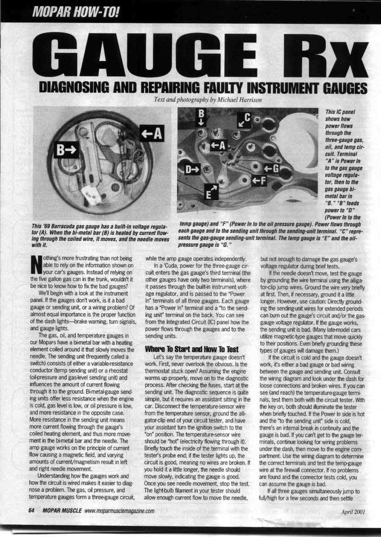 medium resolution of troubleshooting gauges page 1