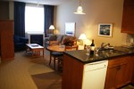 Glacier Lodge 104 Kitchen