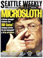 Microsloth by jeff reifman