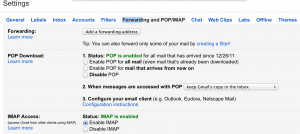 Enable IMAP in Your Gmail Settings