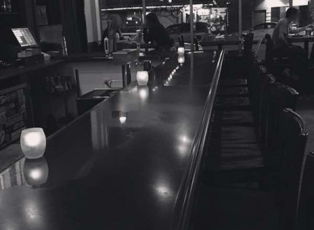 Empty Bar in Seattle