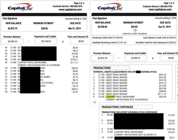 Capital One Credit Card Fraud Detection Stupidly Shuts