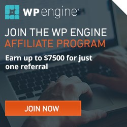 Become a WP Engine Affiliate