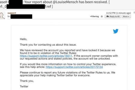Louise Mensch Twitter