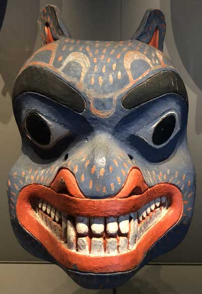 Bear Mask Tsimshian