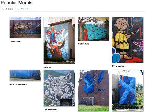 portland public art murals