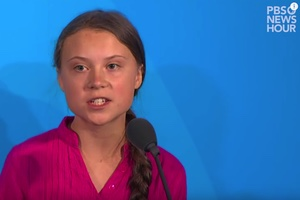 Greta Thunberg full address UN Climate Action Summit