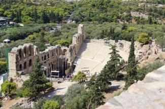 Theatre of Herodes Atticus.