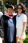 With my voice student Cherlynn Alvarez