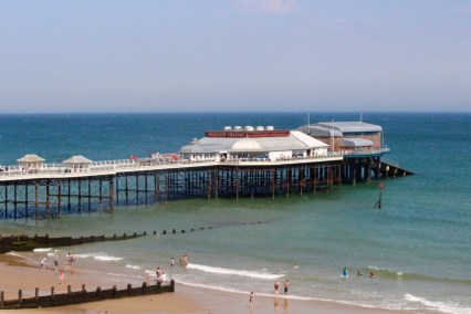 Victorian pier.