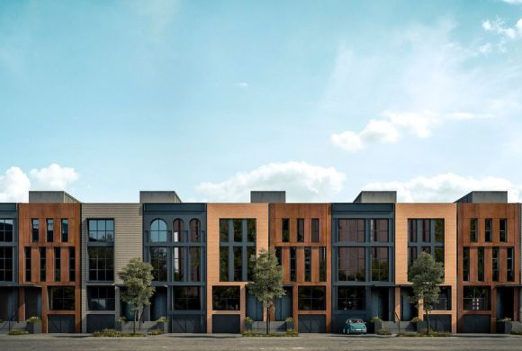 King and Sullivan Townhomes
