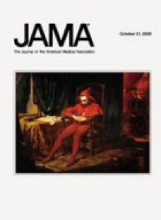 JAMA Breast Cancer Screening Mammogram Pink October Awareness