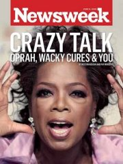 Newsweek Attacks Oprah Winfrey Advocate of Bioidentical Hormones