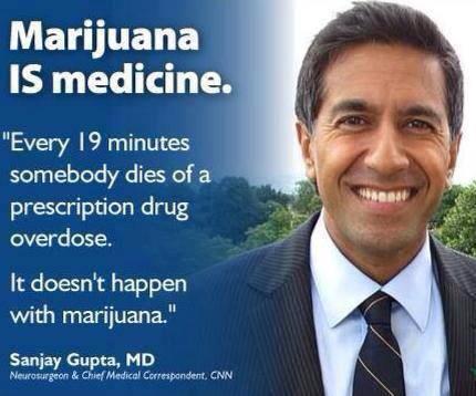 Sanjay Gupta Marijuana is Medicine
