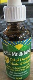 Oregano Oil Joy of the Mountains