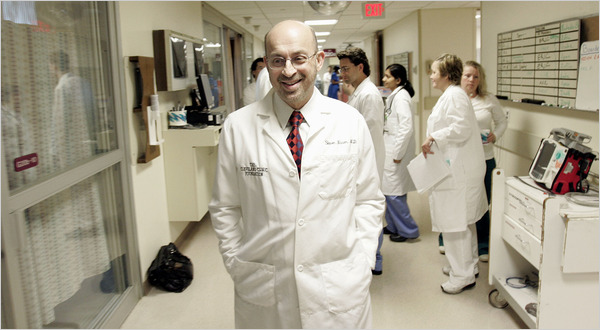 steven nissen md cardiology cleveland clinic new york times
