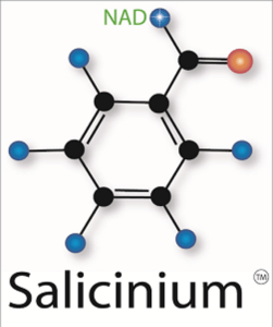 Salicinium Logo Perfect Balance