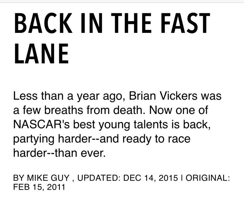 Brian Vickers