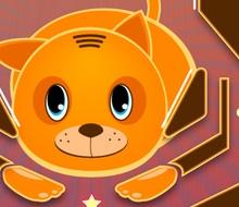 Purina Cat Chow Pinball Game Mockup