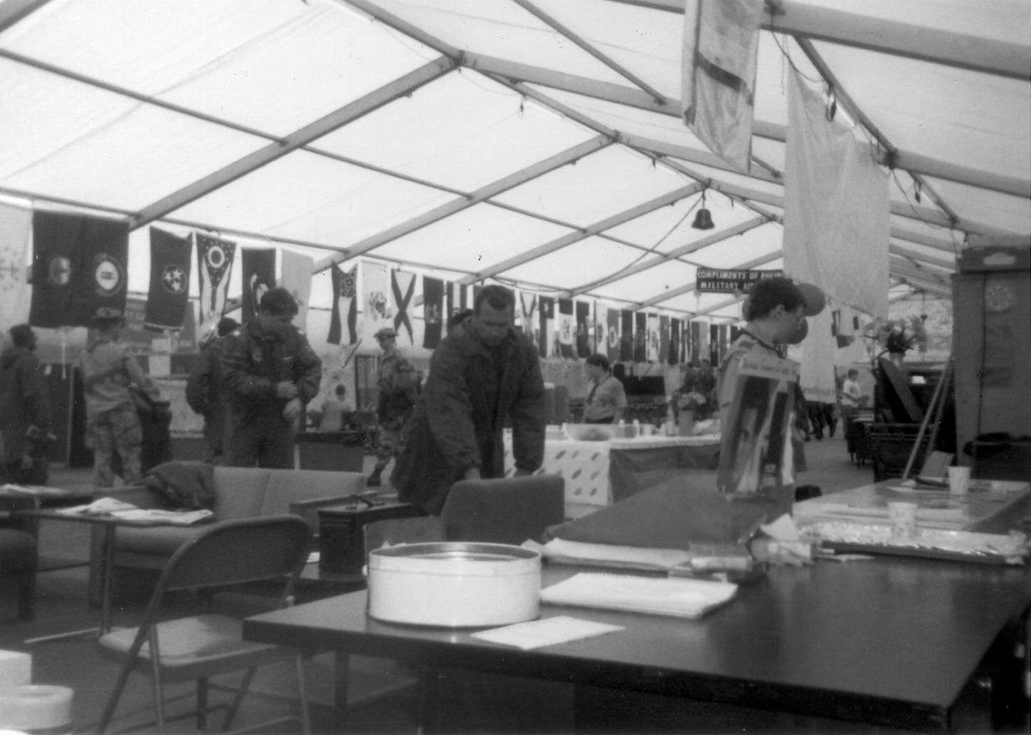 Tent City, 1991