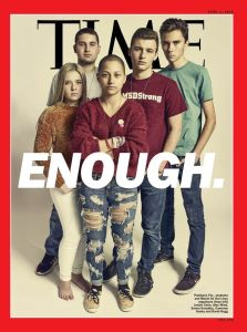 Time Magazine Parkland Cover