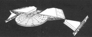Chandley class frigate