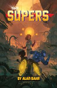 Tiny Supers cover